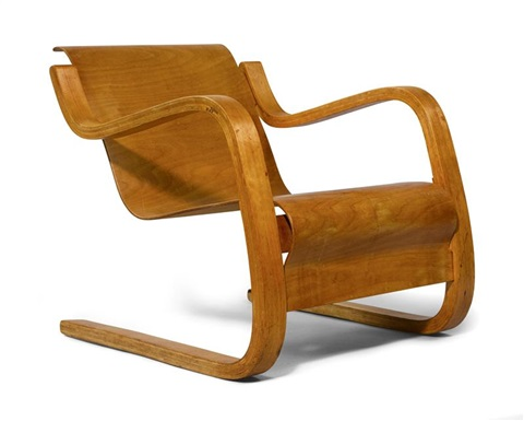 sessel modell b31 von alvar aalto auf artnet. Black Bedroom Furniture Sets. Home Design Ideas