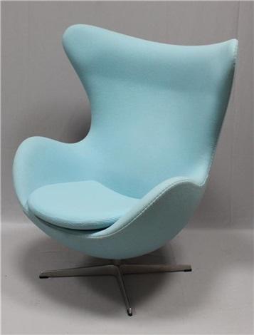 The Egg Chair Das Ei Modell 3316 Von Arne Jacobsen Auf Artnet
