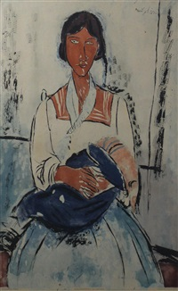 4868b612a616 L ITALIENNE (after AMEDEO MODIGLIANI), ...