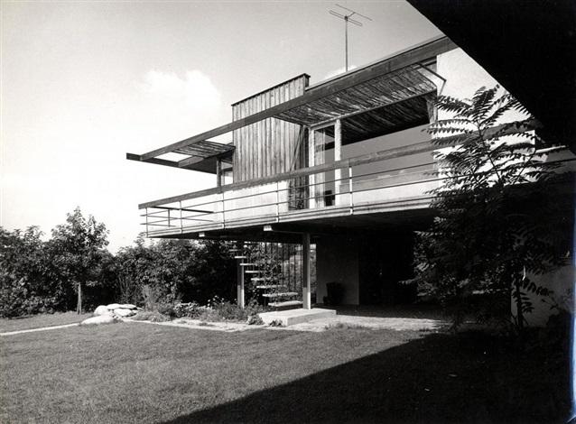 villa windstosser stuttgart architekt max b cher 14 works. Black Bedroom Furniture Sets. Home Design Ideas