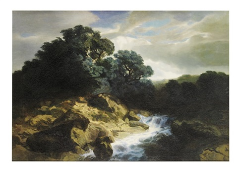 chênes torrent by alexandre calame