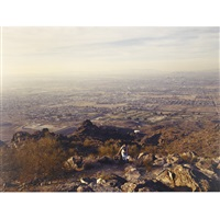 the city by justine kurland
