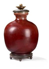 lid jar by patrick nordström and knud andersen