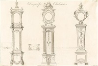 designs (20 works) by thomas chippendale