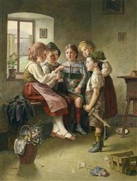 der kleine sänger by edmund adler