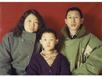 wang jinsong standard family #6 & 9 by wang jinsong