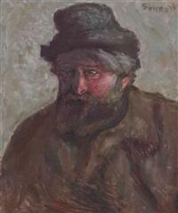 portrait de paul sérusier by pierre bonnard
