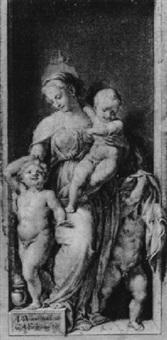 caritas by giuseppe fabbrini