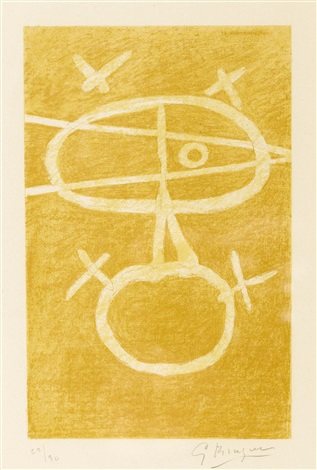 le signe by georges braque