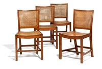 chairs with profiled (set of 4) by rigmor andersen