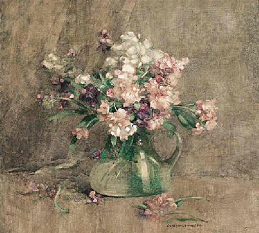 summer flowers by constance walton
