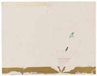 see hinter schlacht bei islandgras(-1978) by dieter roth