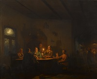 tavern interior by johann mongels culverhouse
