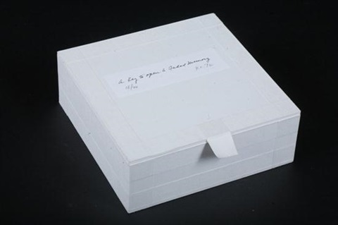 a key to open a faded memory by yoko ono