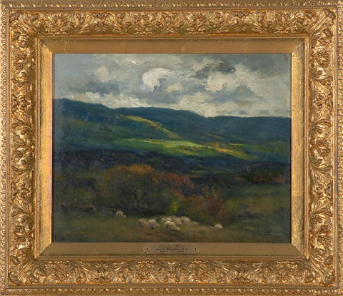 lebanon hills by guy carleton wiggins