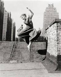 renate schottelius in new york by ellen auerbach