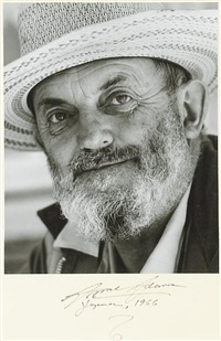 ansel adams by duane alan