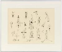 composition surréaliste by jorge camacho