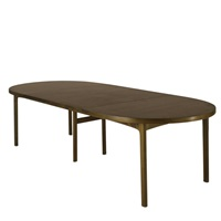 extension dining table by folke ohlsson