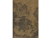 banquet by qiu ying