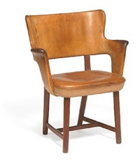 cuban armchair by tyge hvass