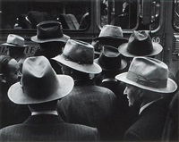 hats, seattle, washington by william heick