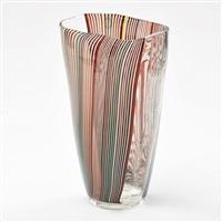 tessuto glass vase by james carpenter