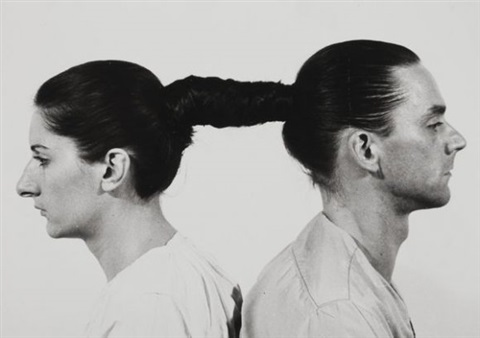 relation in time 1 by ulay marina abramovic