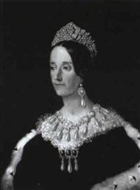 portrait einer hochadeligen dame by john hall