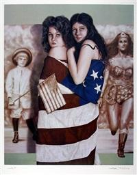multicolored ladies by robert anderson