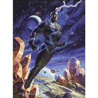 black bolt by greg & tim hildebrandt brothers