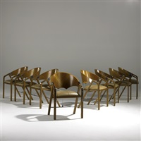 spinnacker dining chairs (set of 8) by jaime tresserra