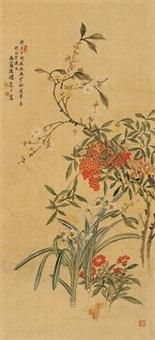 秋色图 by tang shishu