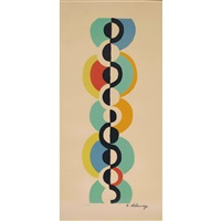 rythme sans fin by robert delaunay