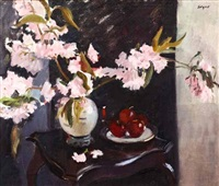 still life blossom by norman edgar