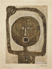 visage by farid belkahia