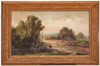 paisaje by manul cuyas agullo