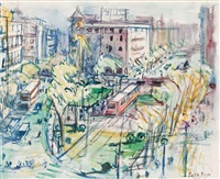 vista urbana by emili bosch roger