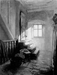 interieur by julius von kreyfelt