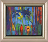 les cinghalaises by marcel mouly