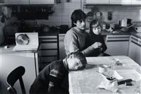 ohne titel (from zusammen leben 1974-1984) by ute mahler