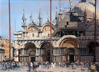 st. marks, venice by richard foster