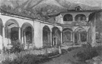 klosterhof in margozzo/piemont by maximilian von fichard