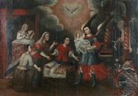 jesus' bedtime by francisco xavier de cuenca