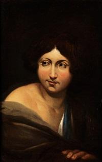 bildnis eines jünglings by michelangelo merisi da caravaggio
