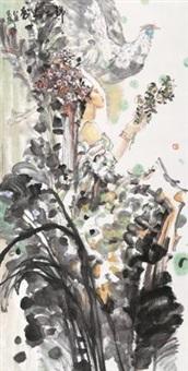 锦上添花 (flowers) by ma yuan