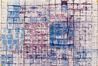 ohne titel (back through lake charles) by brion gysin
