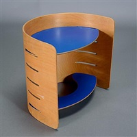 five-ways child's chair by kristian solmer vedel