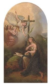 the annunciation by josef ginovsky