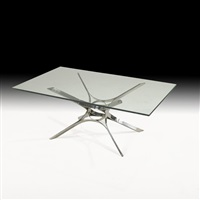 radiant coffee table by roger sprunger